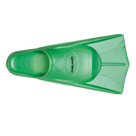 Head Soft Swim Fin Green